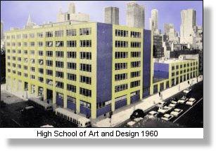 High School Of Art And Design Nyc Alumni